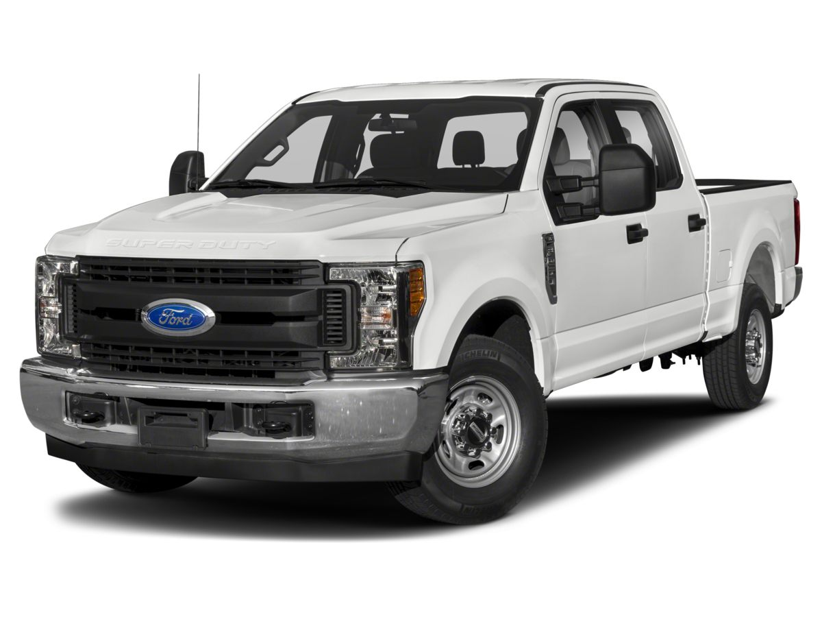 Pre-Owned 2018 Ford F-250SD
